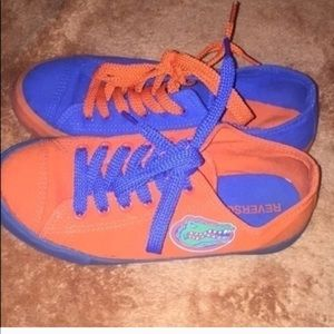 Florida gator sneakers
